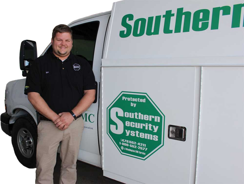 Blake with Southern Security